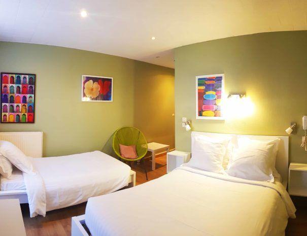 hotel charleville Mézières chambre
