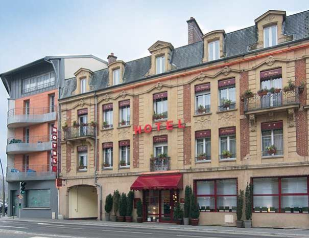 hotel charleville Mézières